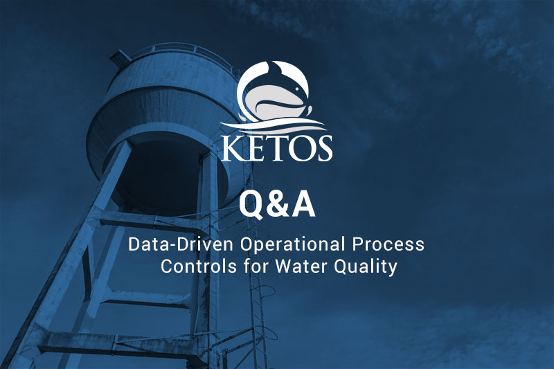 data-drive water quality and KETOS